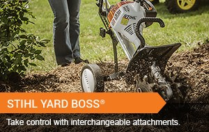 STIHL YARD BOSS®